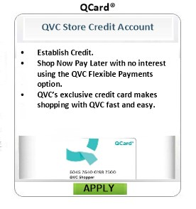 Instant credit for online shopping